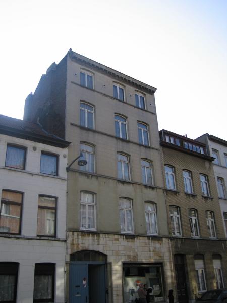 Maison villa rapport vendre acheter molenbeek for Acheter une maison a bruxelles